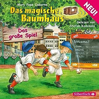 Das große Spiel (Das magische Baumhaus 54) Titelbild