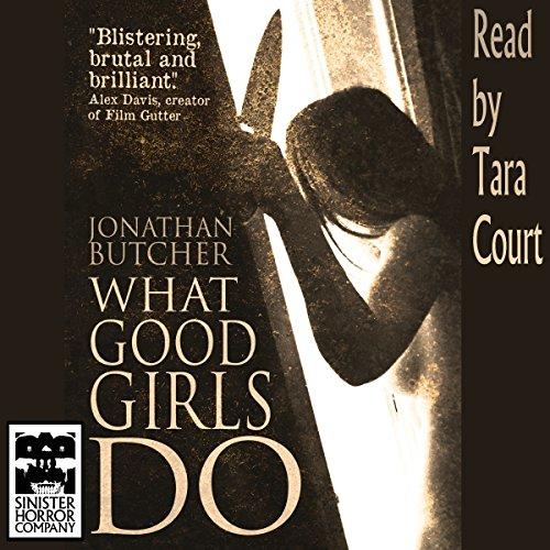 What Good Girls Do audiobook cover art