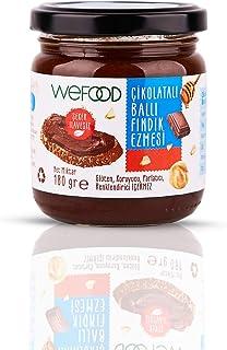 Wefood Fındık Ezmesi Çikolatalı Ballı - 180 Gr
