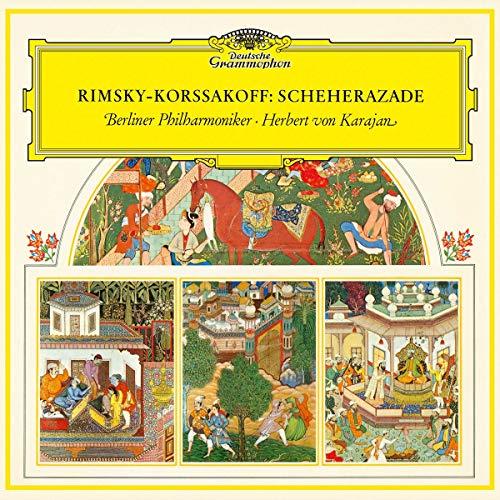 Rimsky-Korsakov: Scheherazade [Vinilo]