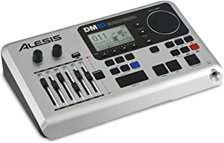 Alesis DM10 (Module) | High-Definition Electronic Drum Module with Dynamic Articulation