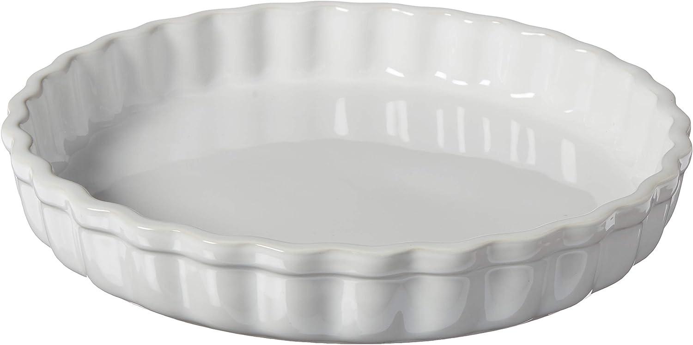 Le Creuset Ranking TOP18 Stoneware Tart Dish 9
