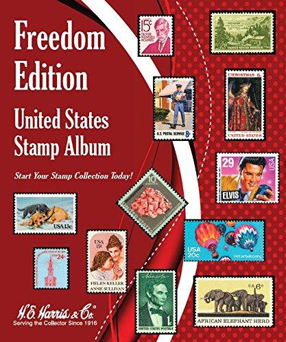 Freedom Edition: United States Stamp Album