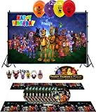 Party Decorations Five Nights At Freddy's Backdrop...