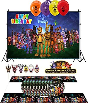 Best fnaf party supplies Reviews