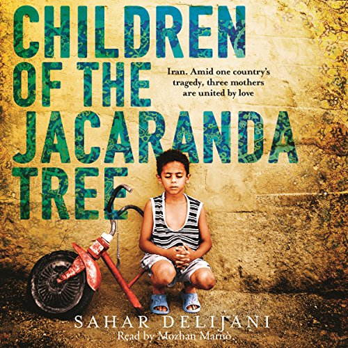 Couverture de Children of the Jacaranda Tree