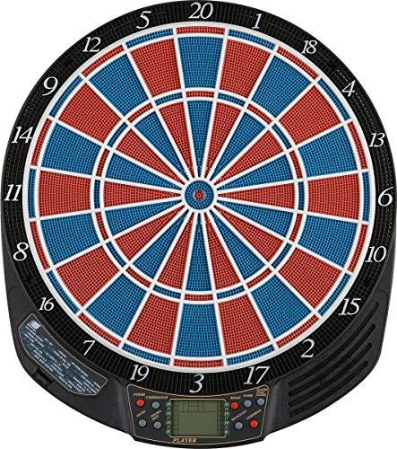 Elektronik-DARTSCHEIBE Novio für bis zu 8 Spieler inkl. 6 Darts,