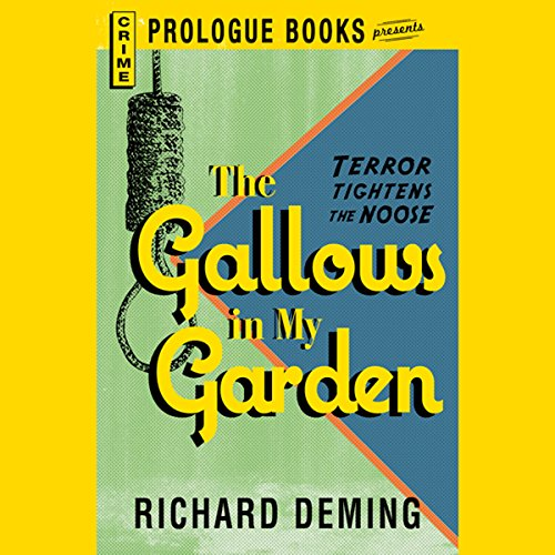 The Gallows in My Garden audiobook cover art