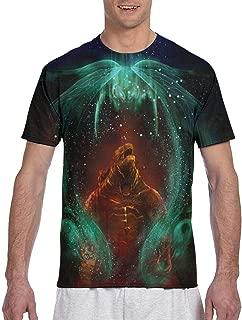 Men's Godzilla 2 King of The Monsters 3D Printed Short Sleeves Tee Shirts