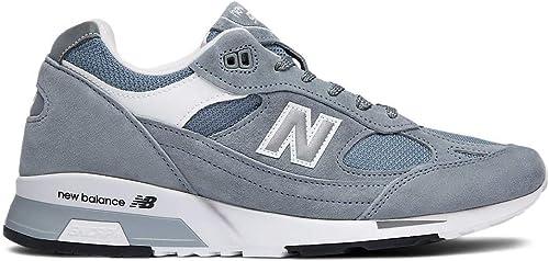 New Balance Made in England Schuhe Herren Turnschuhe Turnschuhe Grau, Grünauswahl 42.5 (9 US)
