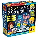 Lisciani Giochi Giro Geo Giochi Educativi, Multicolore, 48908