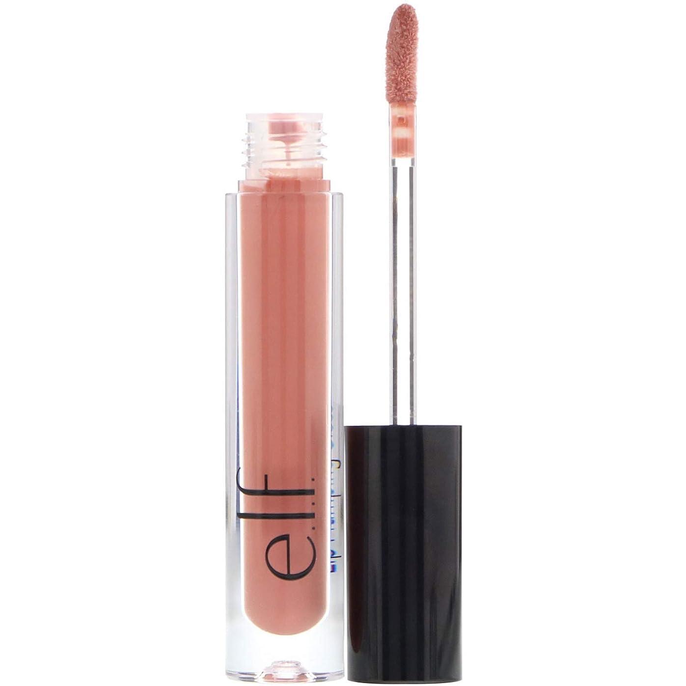 強打株式極めて重要なe.l.f. Lip Plumping Gloss - Mocha Twist (並行輸入品)
