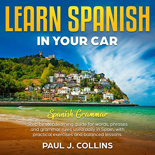 Learn Spanish in Your Car audiobook cover art