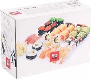 comprar comparacion Appetitissime Matik Moldes para Sushi, Blanco, 21x15.1x8.4 cm, 8 Unidades