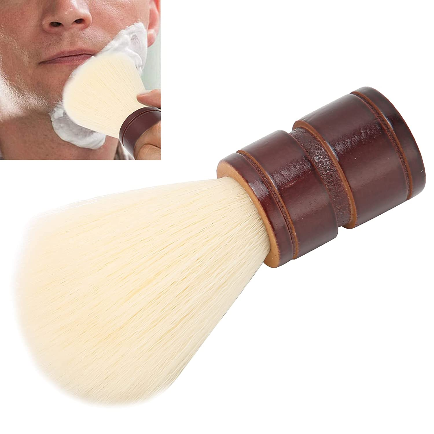 It is very popular Professional ! Super beauty product restock quality top! Beard Cleaning Tool Design Ergonomic Hand Crafted