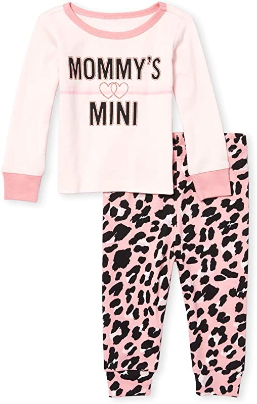 The Children S Place Baby Girls Pajamas Set