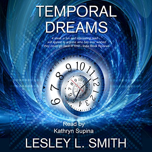 Temporal Dreams audiobook cover art