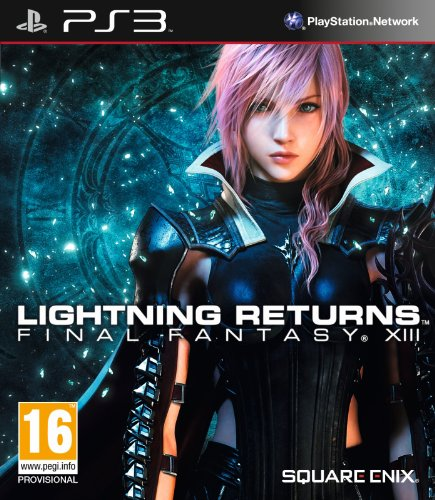 Square Enix Lightning Returns: Final Fantasy XIII, PS3 PlayStation 2 videogioco