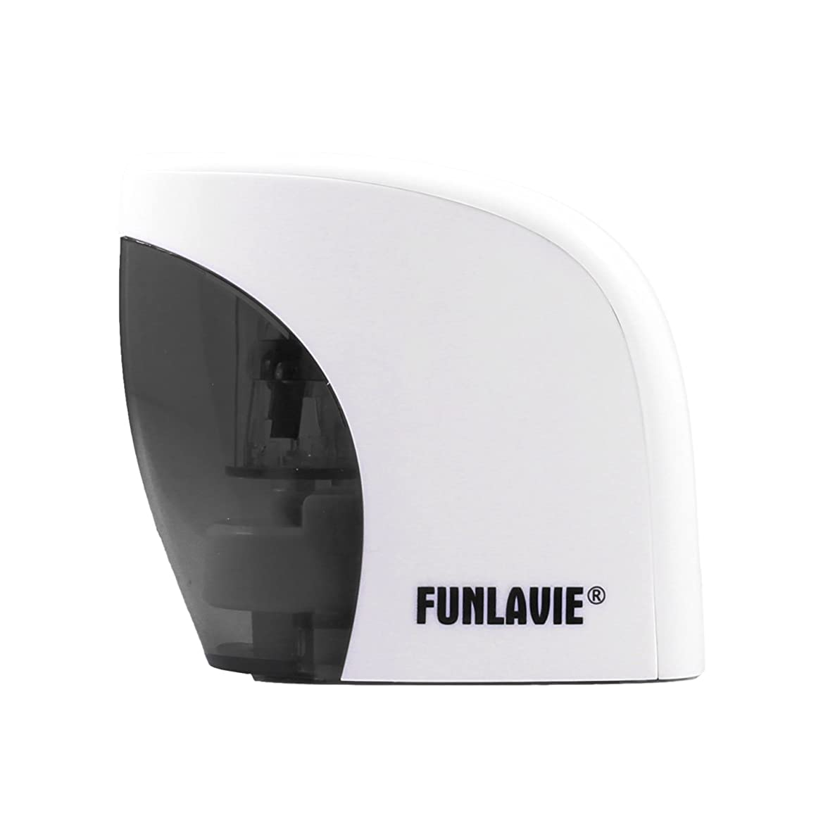 Electric Pencil Sharpener Colored Pencils Sharpener Portable USB and Battery Operated Pencil Sharpener by FUNLAVIE