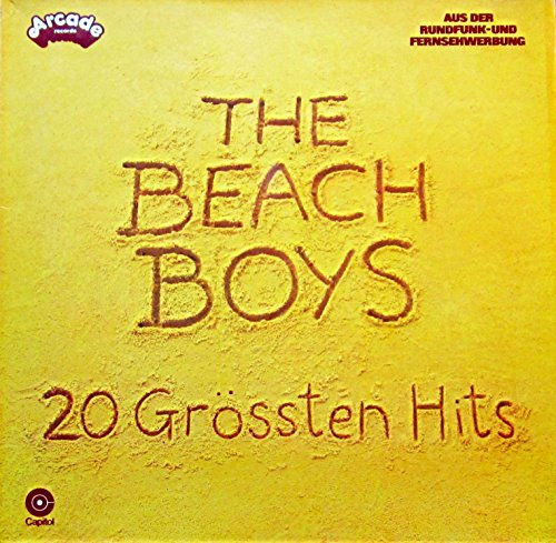 The Beach Boys - 20 Grössten Hits - Arcade Records - ADE G 24