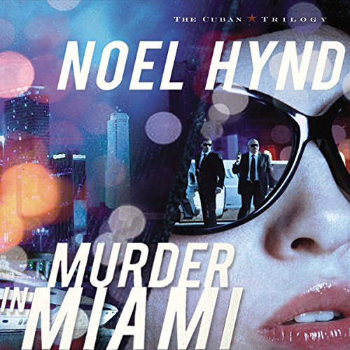 Murder in Miami audiobook cover art