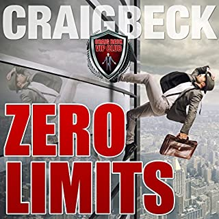 Zero Limits: Breaking Out of Your Comfort Zone audiobook cover art