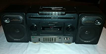 Best boombox sony vintage Reviews