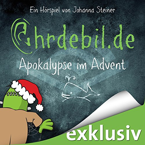 Apokalypse im Advent audiobook cover art