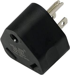 Conntek 14101 15A to TT-30R RV Plug Adapter