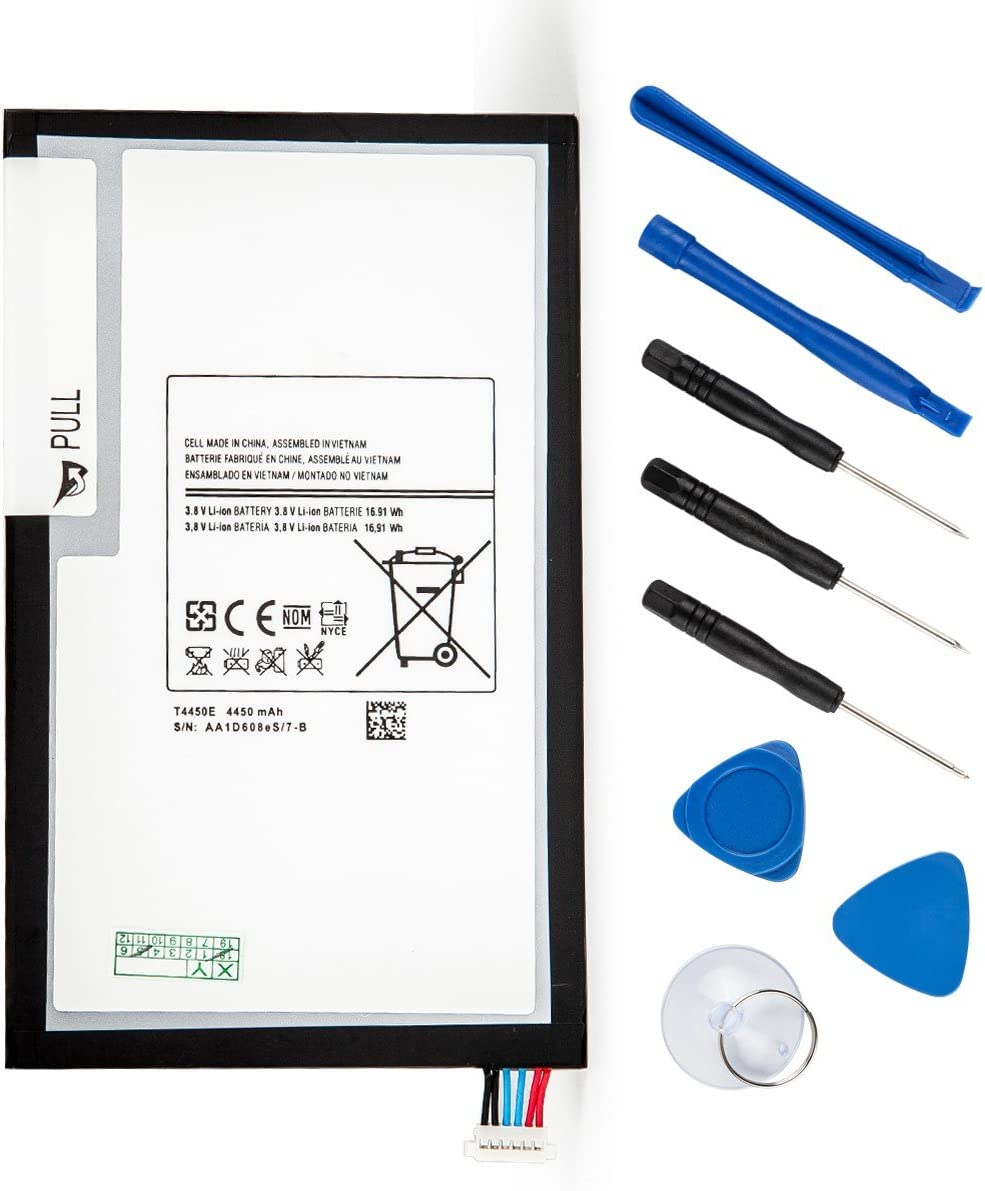 REYTRIC Special sale item Max 40% OFF T4450E Replacement Battery Compatible Galaxy Samsung Tab