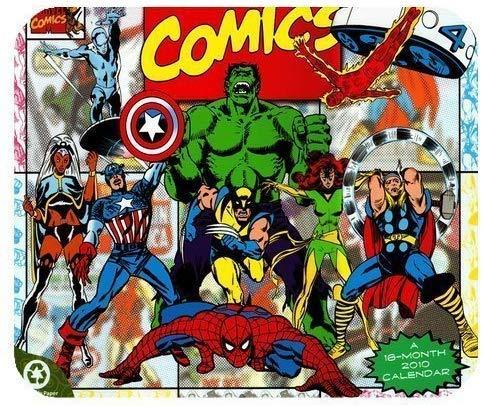 Marvel Superhero The Incredible Hulk Personalized Custom Gaming Mousepad Rectangle Mouse Mat/Pad
