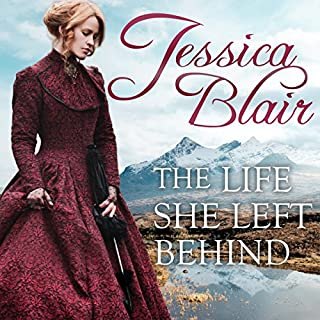 The Life She Left Behind cover art