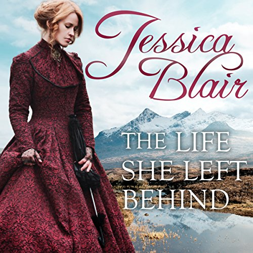 The Life She Left Behind audiobook cover art