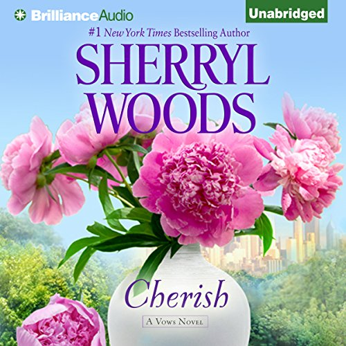 Cherish audiobook cover art