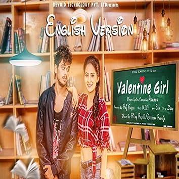 Valentine Girl (English Version)