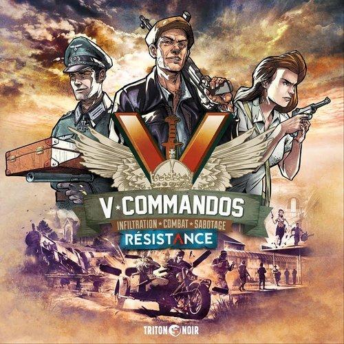 V-Commandos: Rsistance