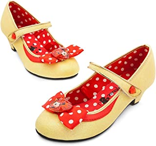 Store Minnie Mouse Little Girl Costume Dress Shoes Size 9/10
