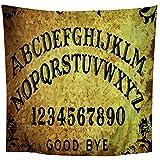 binghongcha Tapiz De Arte De Moda Indio Pensamiento Mágico Hippie Mandala Bohemio Colgante De Pared Decoraciones Decoración De Tela De Pared 350(An) X256(H) Cm
