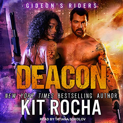 Deacon Audiobook By Kit Rocha cover art
