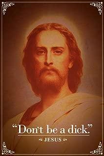 jesus demotivational poster