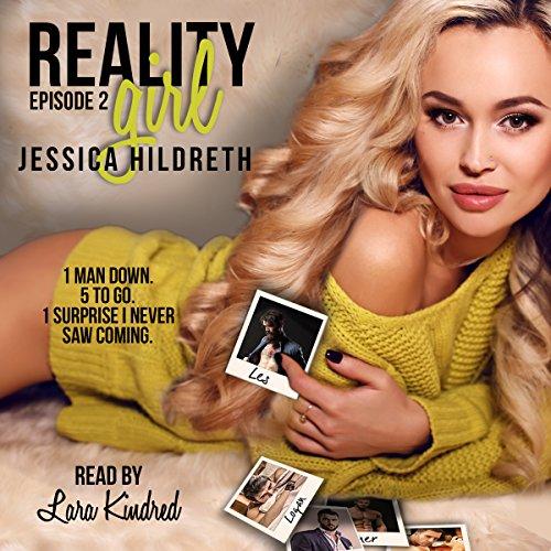 Reality Girl II audiobook cover art