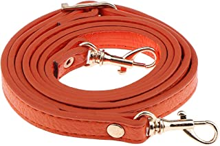 Lovoski Artificial Leather Handbag Shoulder Strap Replacement With Lobster Clasp