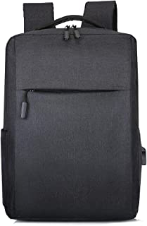 Laptop Backpack,Slim Computer School Bag, Business Case with USB Charging Port, Fits 15.6 Inch Laptop Bookbag Travel Backpack