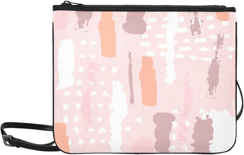 Cross Body Max 61% OFF Book Bag Industry No. 1 Diferent Shou Adjustable Brush Colorful Line