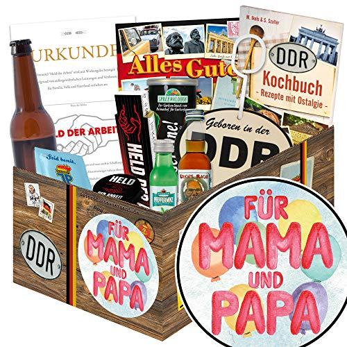 Für Mama & Papa / DDR Set Männer / besondere Geschenke für Mütter