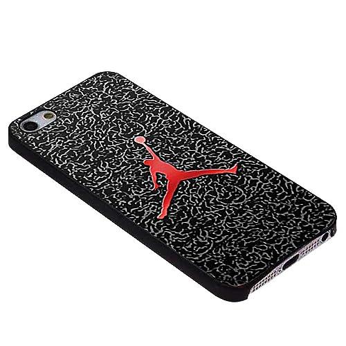 eda46b5eb23c The Legend Michael Air Jordan For iPhone Case (iPhone 6S plus black)