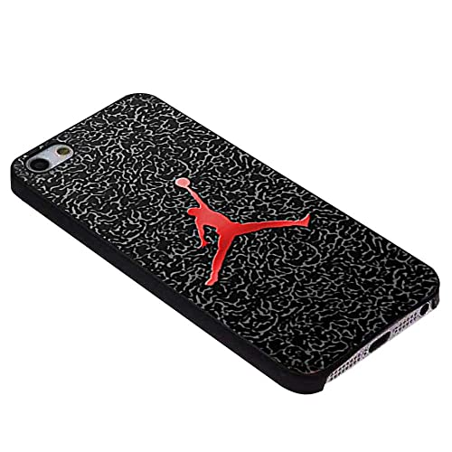 sale retailer 012f5 2a108 The Legend Michael Air Jordan For iPhone Case (iPhone 5 5S black)