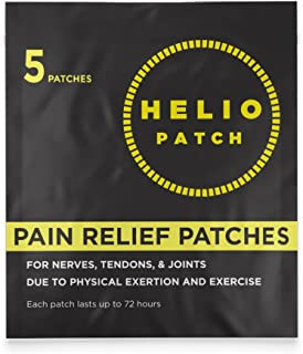 Heliopatch - Post Operative and injury pain relief recovery patch