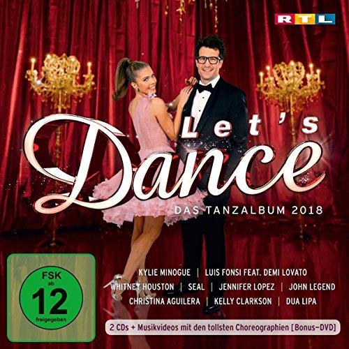 Let's Dance - Das Tanzalbum 2018 (Inkl. Bonus DVD)