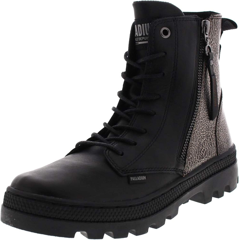 Palladium Women's Pallabosse Hi Zip Slouch Boots